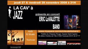 Eric Lavalette Band