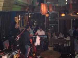 Isi Vaamonde Band