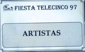 Pase Artistas
